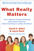 What Really Matters - a discussion about homeschooling
